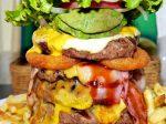 ハンバーガー1
