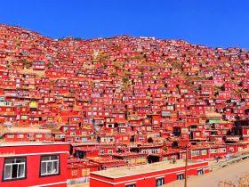 36【東チベット】ラルンガル・ゴンパ(五明佛学院)