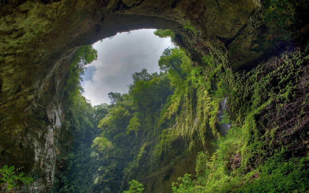 96ソンドン洞窟4