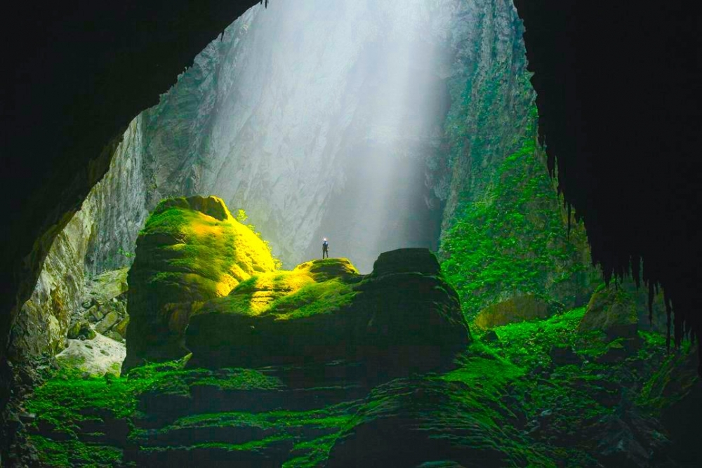 96ソンドン洞窟