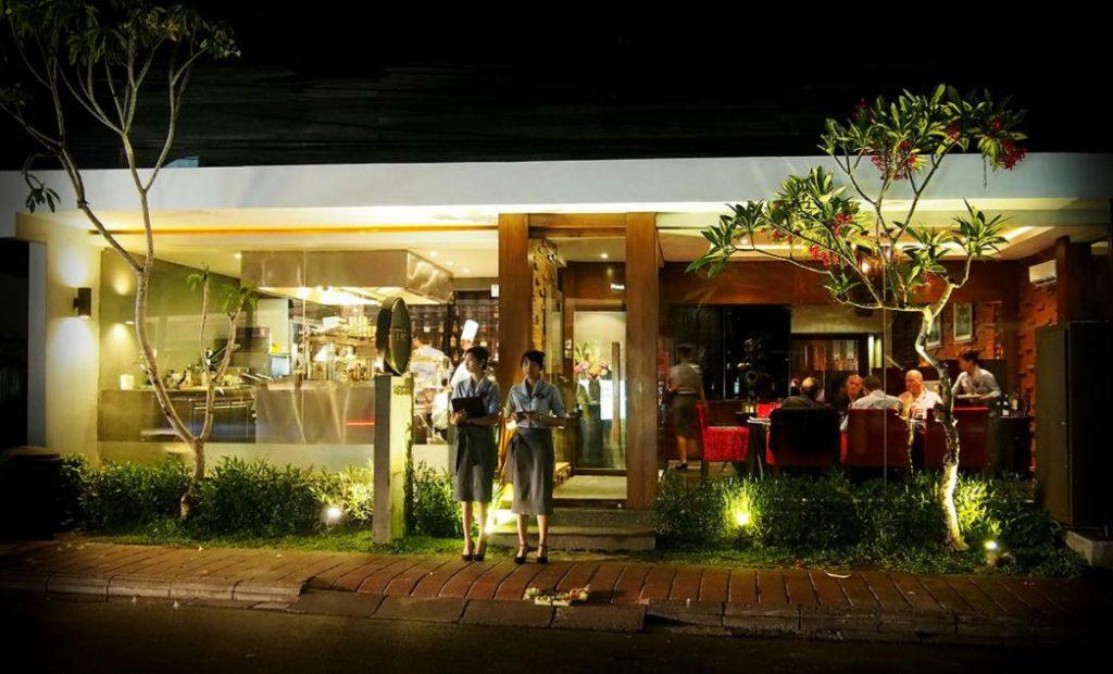 バリ島 レストラン1