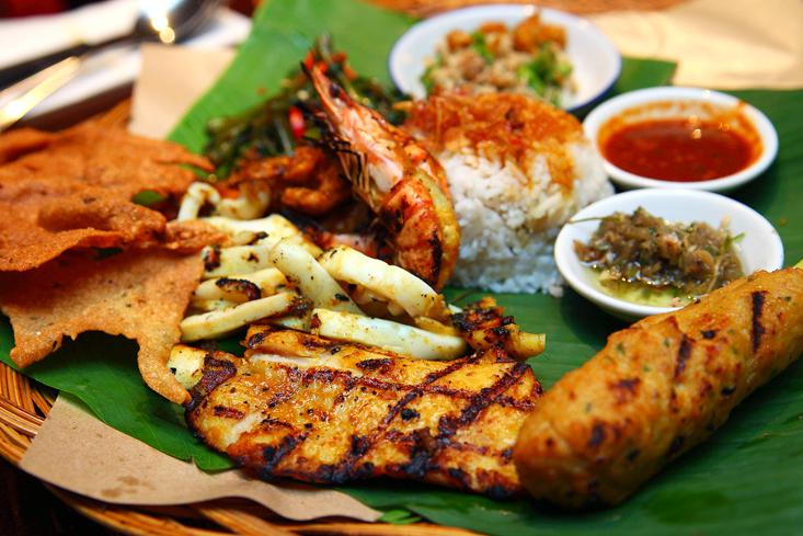 バリ島 レストラン5