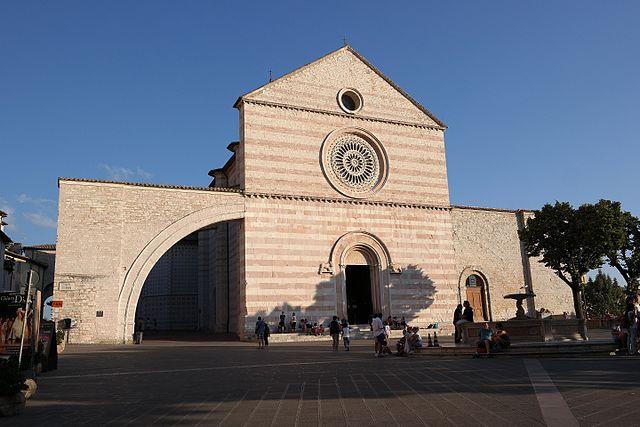 Basilica of SantaChiara