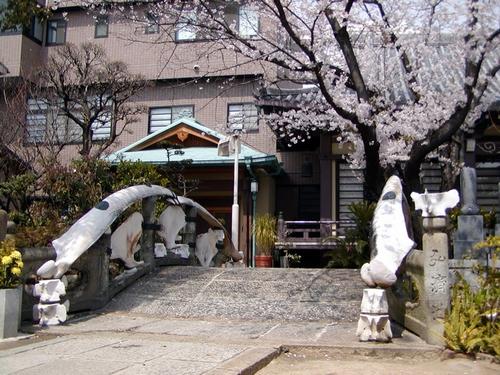 雪鯨橋(大阪市)