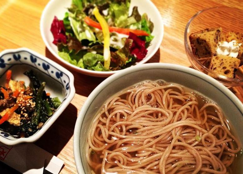 蕎麦cafe nino1