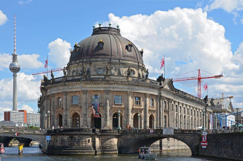 ベルリンの世界遺産『ムゼウムス...