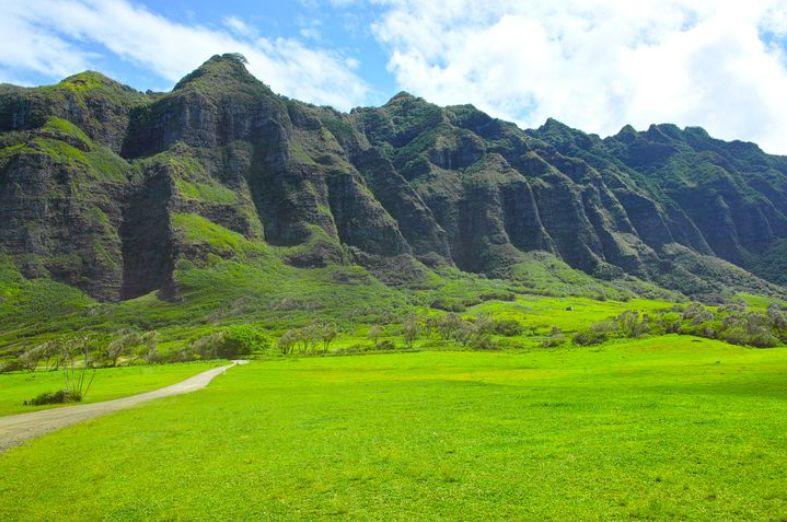 ハワイ クアロア・ランチ