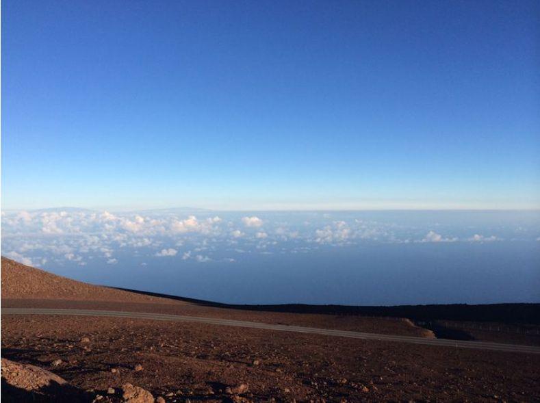 ハワイ ハレアカラ国立公園