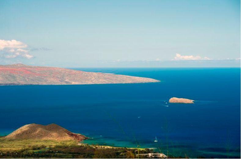 ハワイ モロキニ島