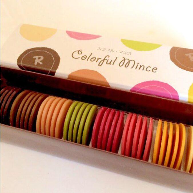 六花亭「チョコレート菓子」