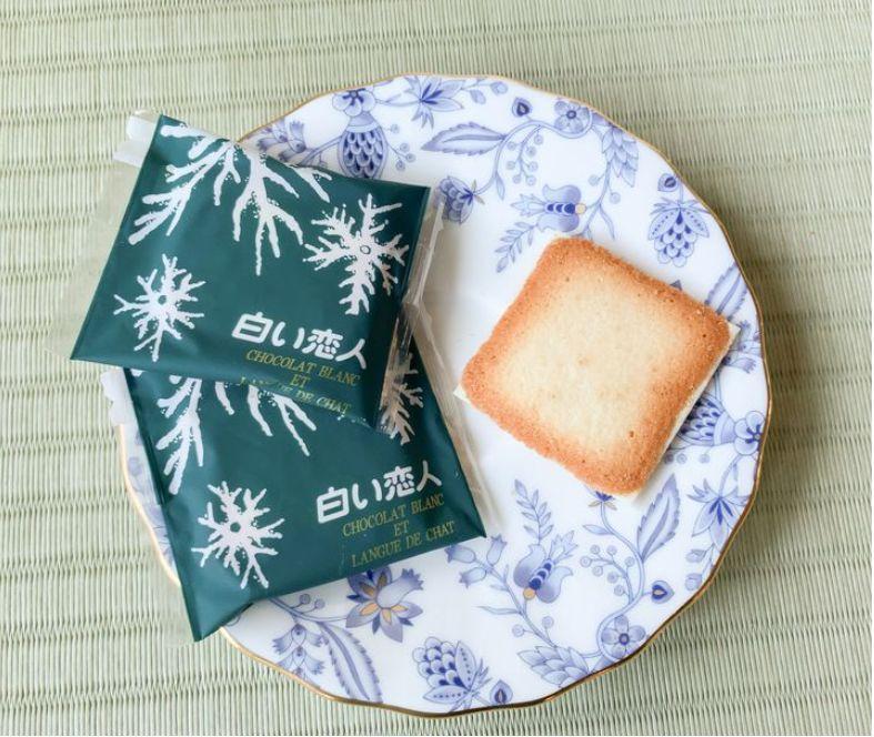 石屋製菓「白い恋人」