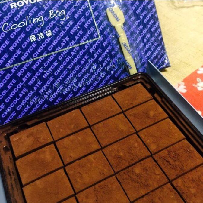 ロイズ「生チョコレート」